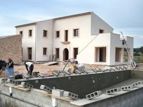 Obra nueva y rehabilitación de edificios
