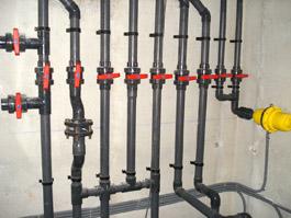 Sistemas de filtración para la construcción de una piscina