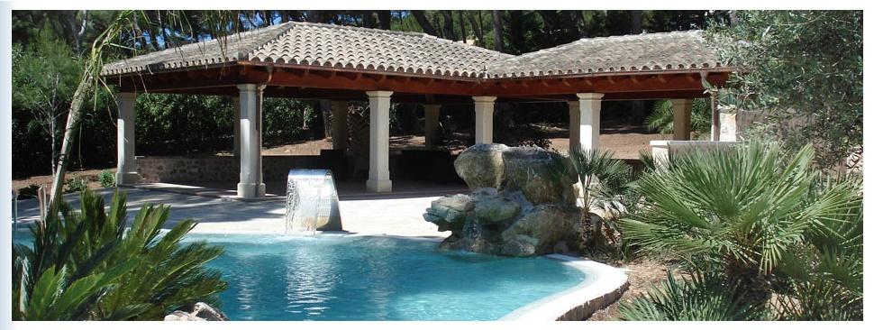 Servicios para la construcción de piscinas en Mallorca
