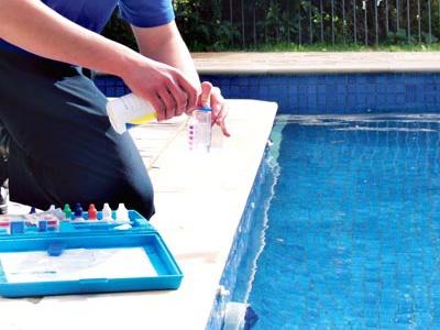 Tratamiento químico del agua
